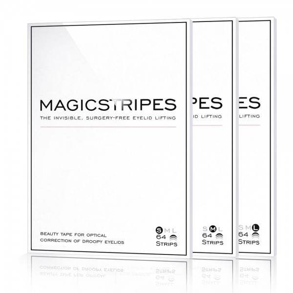 Eyelid Lifting   Magicstripes