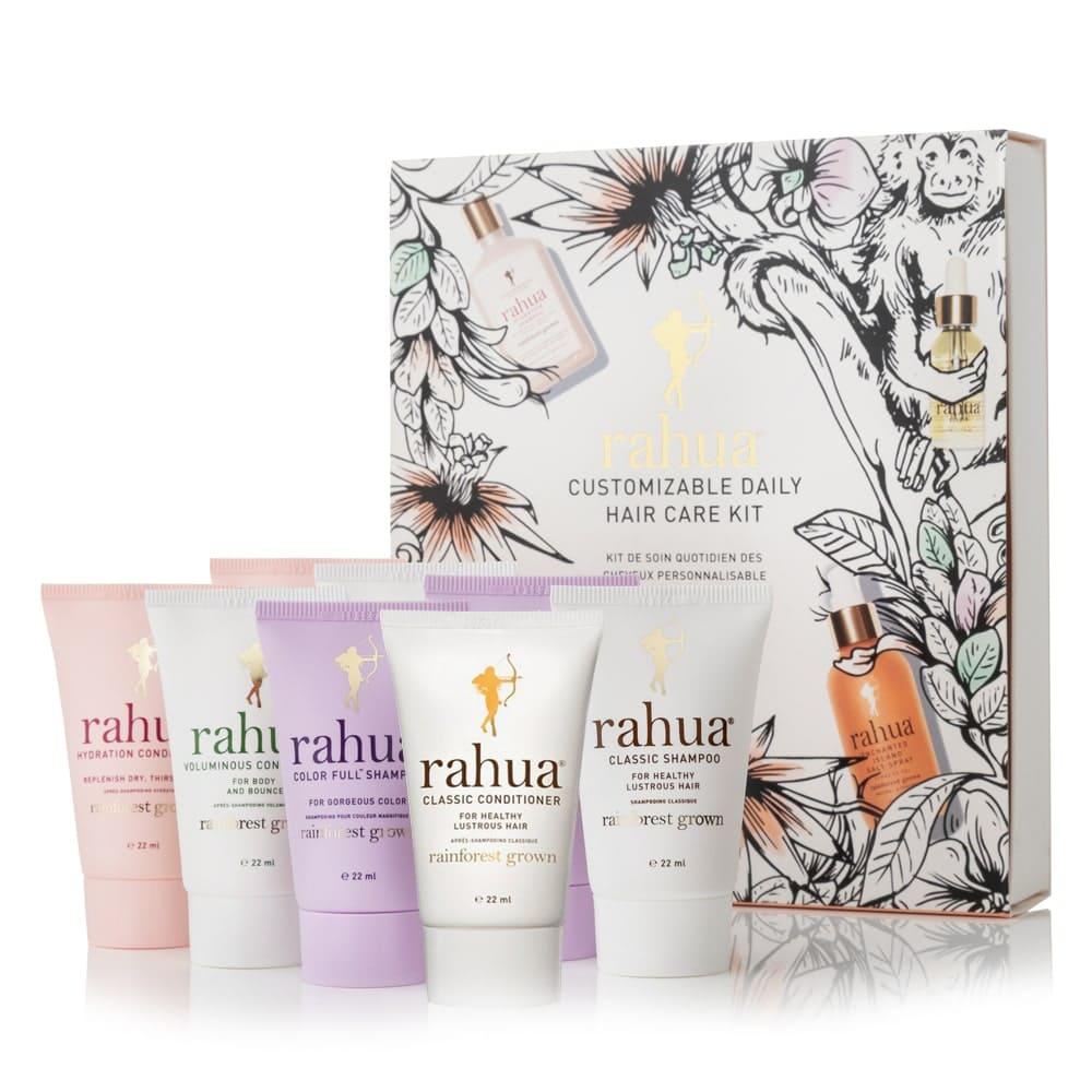 Customizable Daily Hair Care Kit 8 Piece Rahua Amazon Beauty Look Beautiful