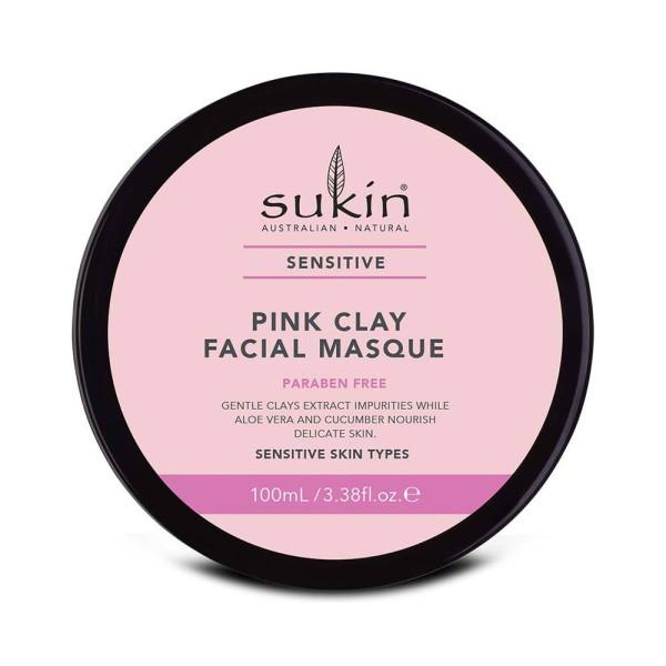 Sensitive Pink Clay Facial Mask