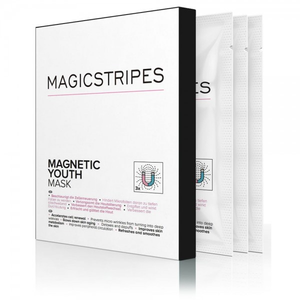 Magnetic Youth Mask / Box mit 3 Masken | Magicstripes