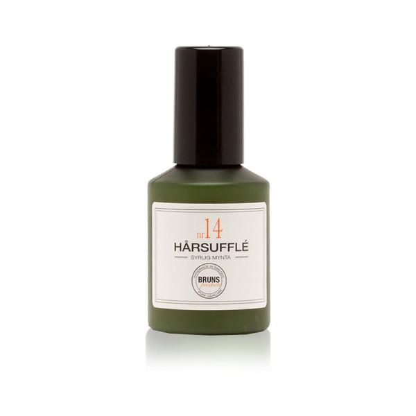 Nr. 14 Hair Soufflé Tangy Mint | BRUNS Products