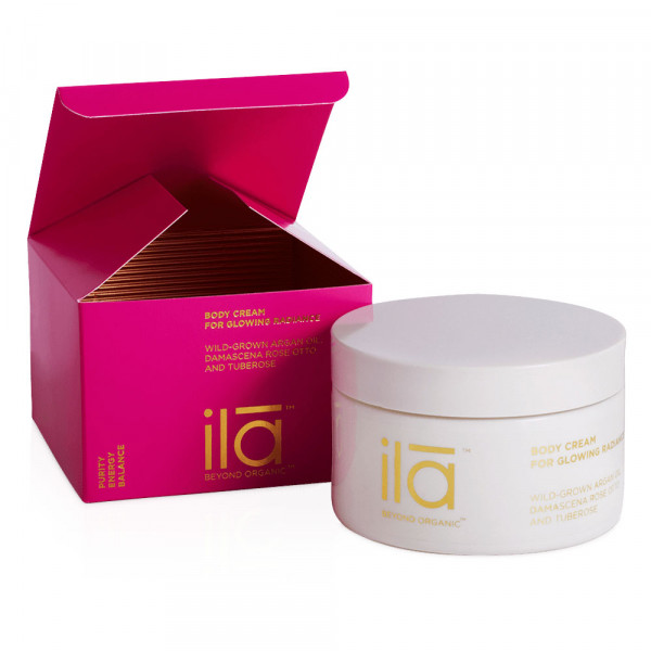 Body Cream For Glowing Radiance