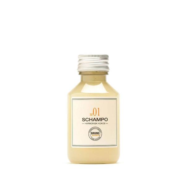 Nr. 01 Harmonious Coconut Shampoo 100ml