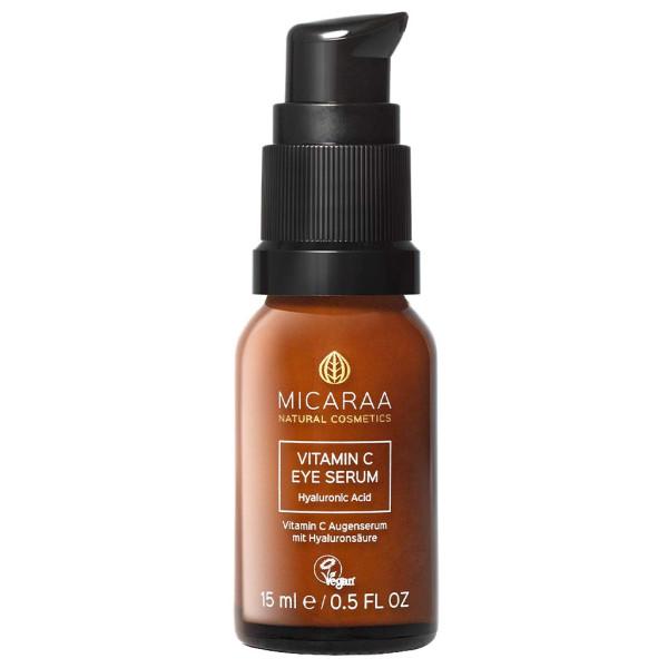 Vitamin C Augenserum | MICARAA Naturkosmetik