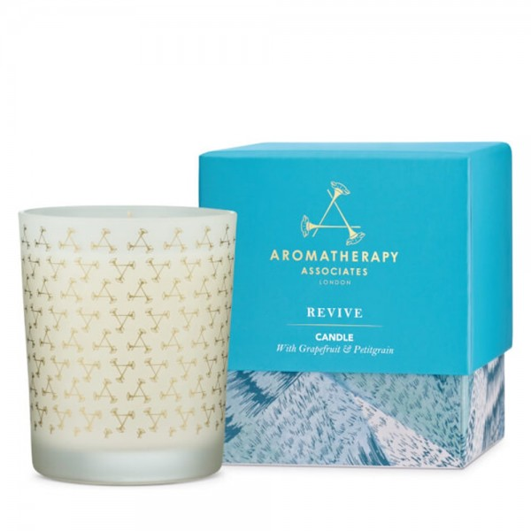 Revive Candle I Aromatherapy Associates