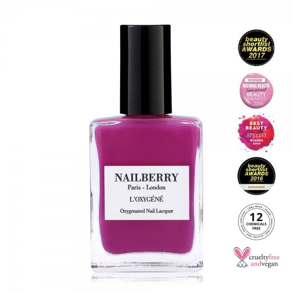Hollywood Rose Hot Pink | Nailberry | Look Beautiful Products
