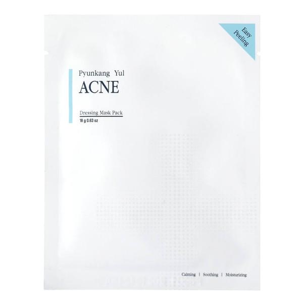Acne Dressing Mask Pack