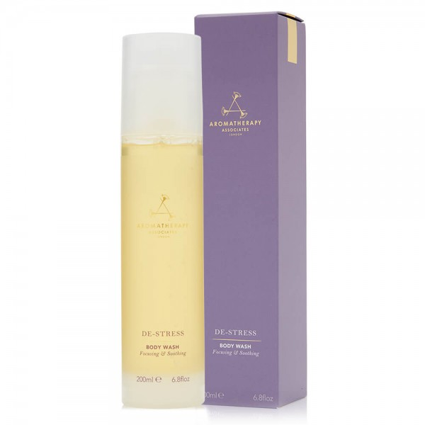 De-Stress Body Wash Aromatherapy Associates