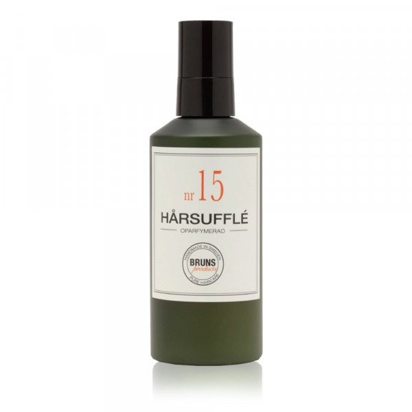 Nr. 15 Hair Soufflé Unscented 200ml | BRUNS Products
