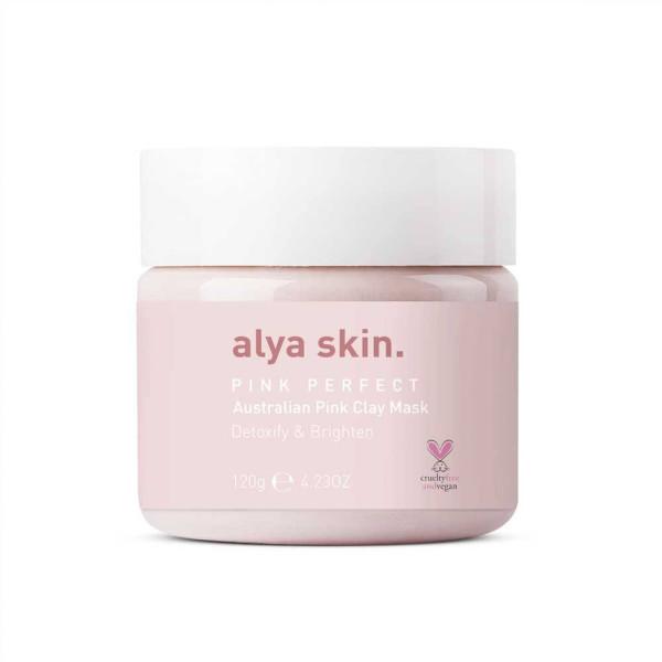Pink Clay Mask  Alya Skin